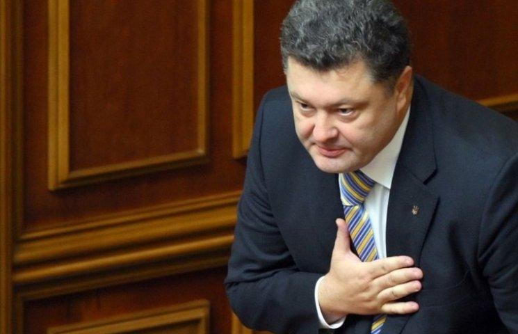 Одеська школярка отримала подарунок від президента