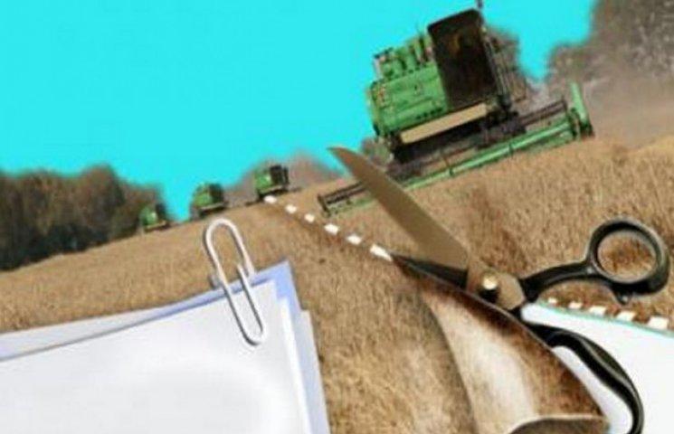 На Хмельниччині незаконно віддали в оренду землі на 14 мільйонів
