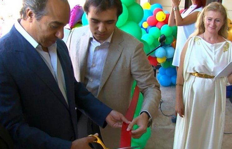 Аднан Ківан відкрив в Одесі новий учбовий комплекс
