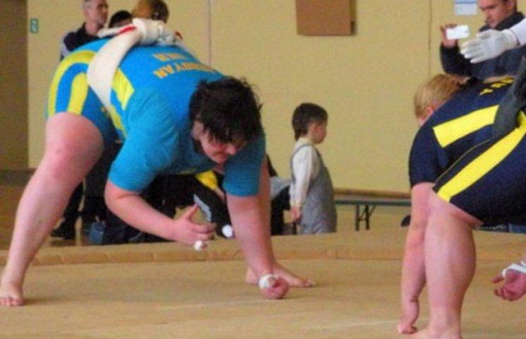 Полтавка стала чемпіонкою світу з сумо