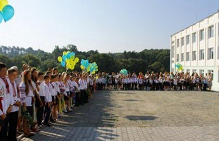 На Ярмолинеччині нарешті відкрили школу - довгобуд
