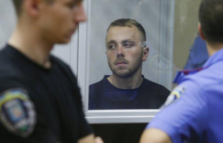 Суд арестовал гранатометчика Гуменюка