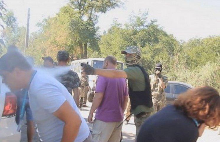 Дві Самооборони в Одесі схльоснулися між собою за інтереси інших