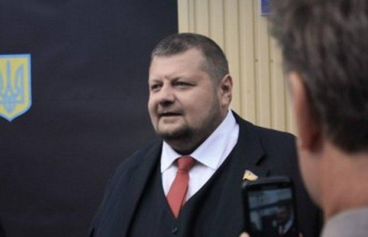 Мосійчук знову відзначився: побив прокурора