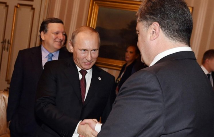 Зачем Порошенко пугает Путина войной