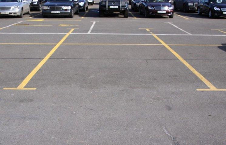 Нові тарифи на парковку затвердить одеський виконком