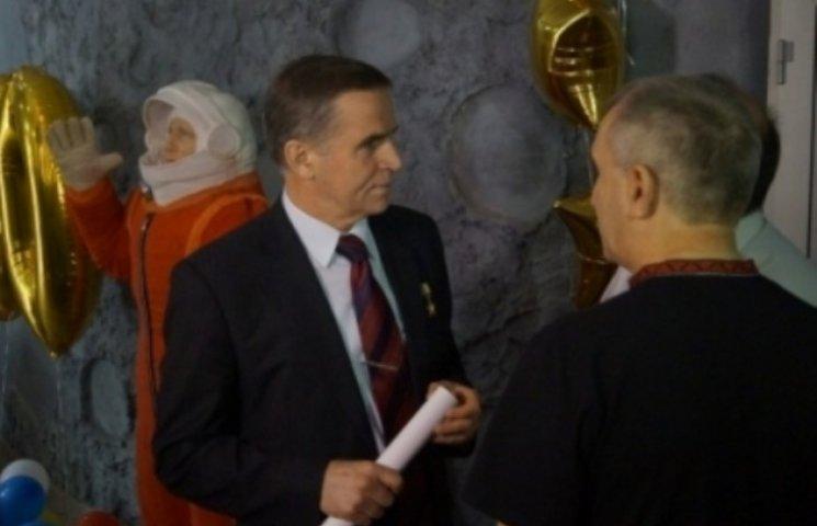 Перший космонавт незалежної України розкаже вінничанам про космос