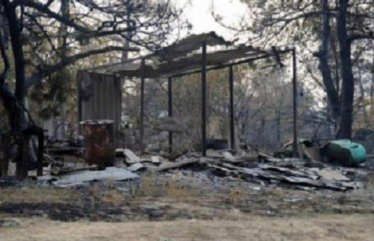 Горіли Степашки: пожежу загасили за 40 х…
