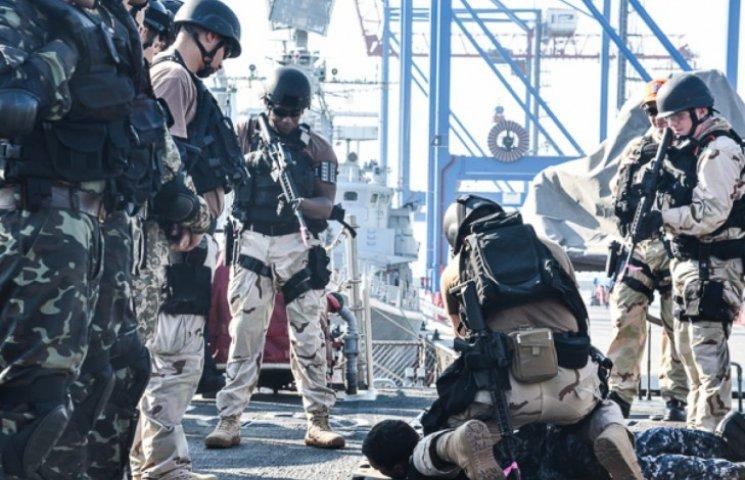 Американці передають свій досвід одеським морякам