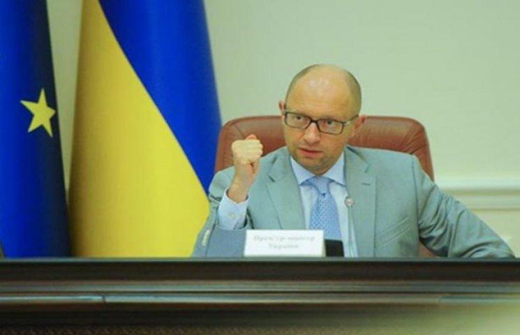 У Яценюка затвердили всіх 16 голів районів Одещини після заяви Саакашвілі