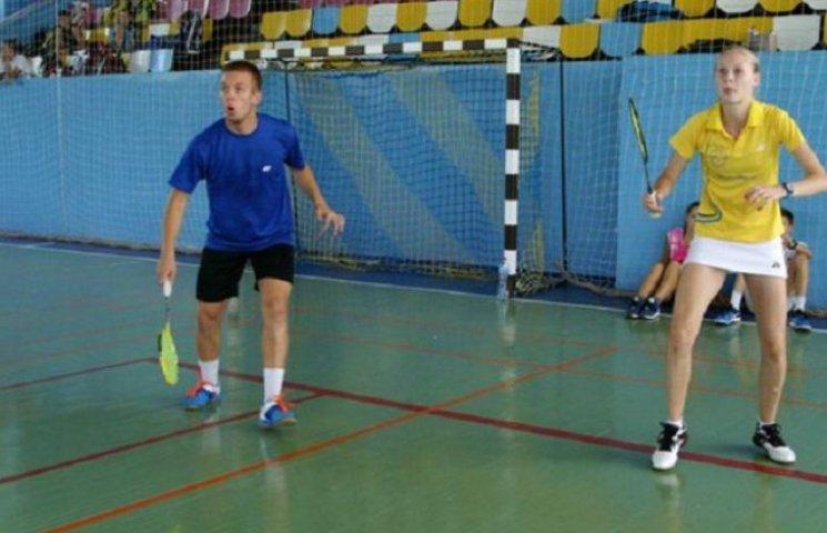 Вінницький бадмінтоніст виграв міжнародний турнір