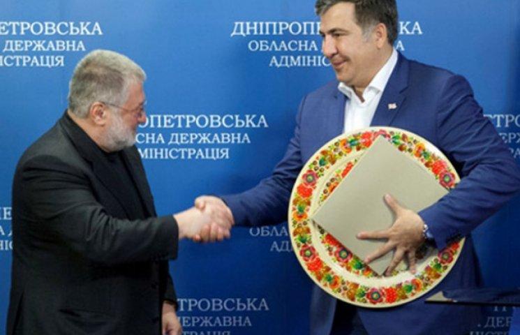 Три причини, чому Коломойський має змінити риторику проти Саакашвілі