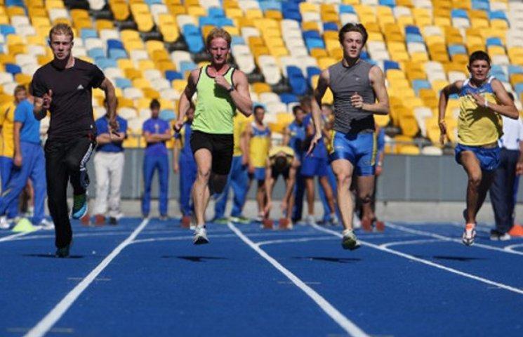 У Запоріжжі відбулася масова пробіжка за здоровий спосіб життя