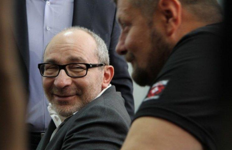 Нардеп Мосійчук сидить пліч-о-пліч з Кернесом