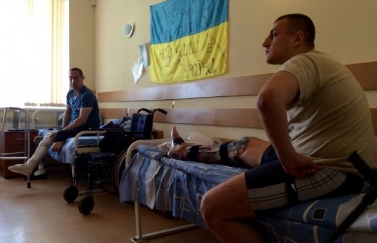 12 бійців АТО з Хмельниччини отримали безкоштовні протези