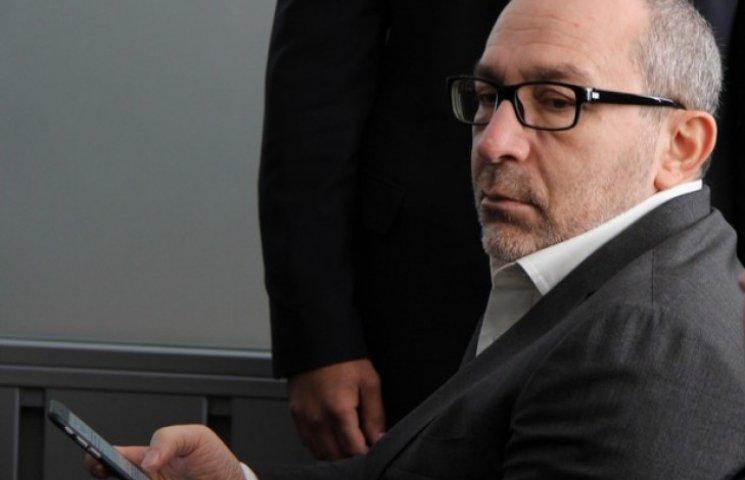 Генпрокуратура просить суд обрати Кернесу міру запобіжного заходу