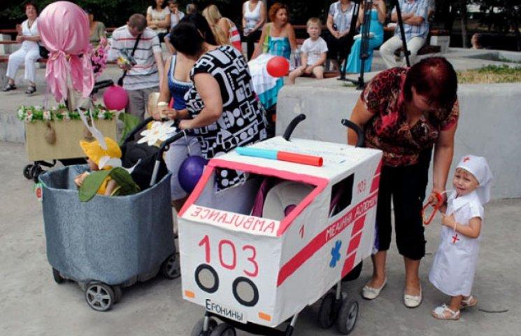 У Запоріжжі пройде Парад колясок