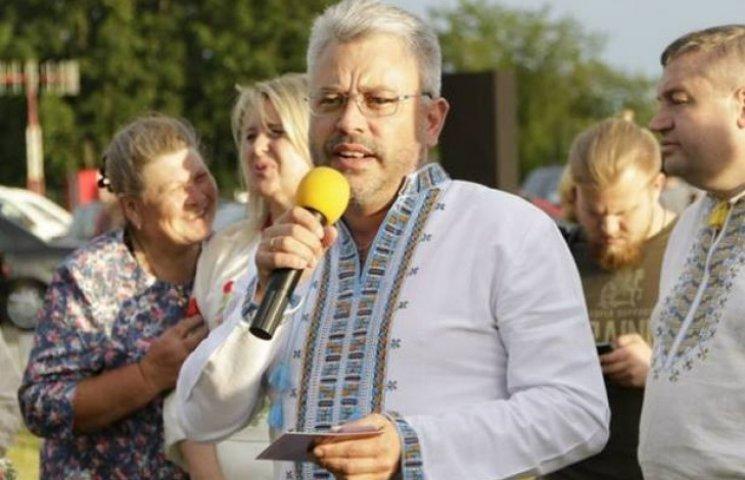 Юрій Бублик іде в мери Полтави