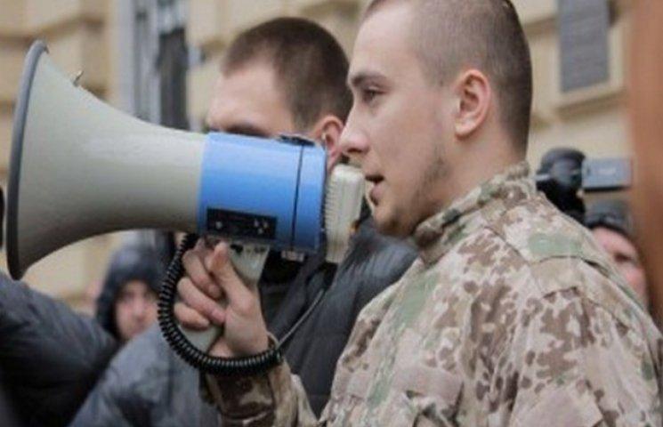 "У голови Одеського ""Правого Сектора"" проводиться обшук"