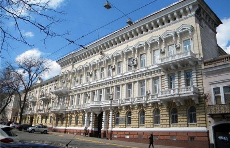 """Одеський """"Правий сектор"""" збирається під стінами обласної міліції"""