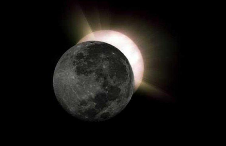 Запорожці незабаром зможуть спостерігати за сонячним затемненням