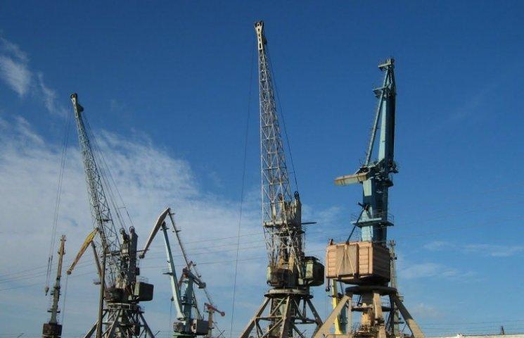 Ренійський порт оформив за спрощеною схемою перше судно