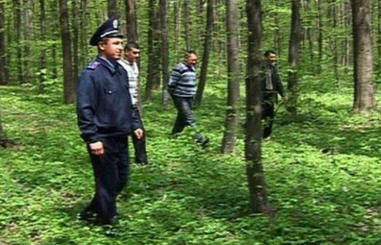 У Полонному міліція і громада шукали зниклу дитину