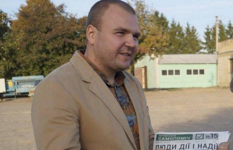 """Скандаліст з вінницької """"Самопомічі"""" засвітився в провокативному відео"""