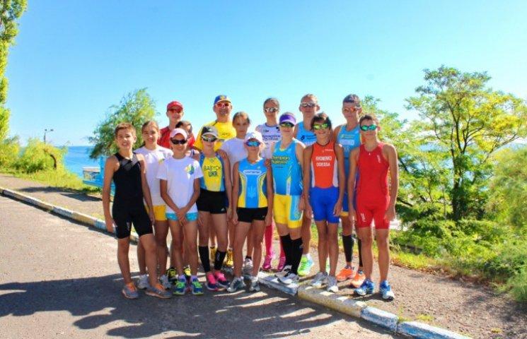 В Одесі відбудуться змагання з дитячого триатлону