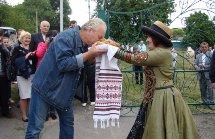 Юні українські любителі лісу приїхали на Кам