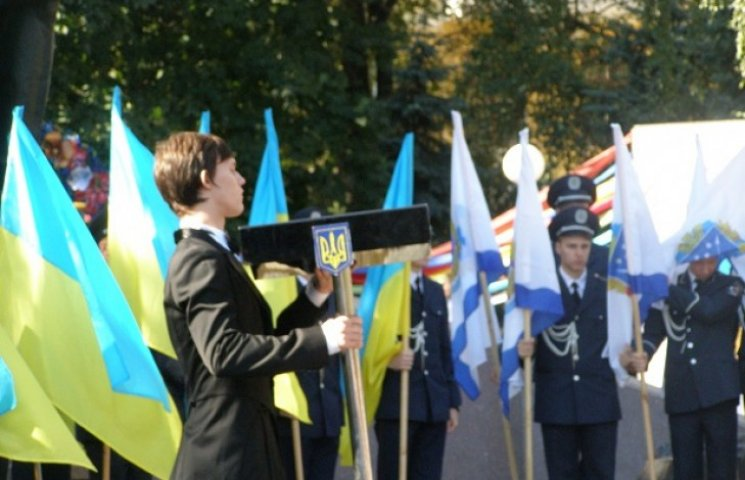У Дніпропетровську на День міста нардепам не надали слово під час урочистостей