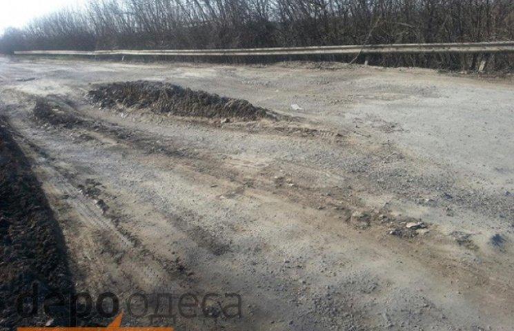 Без офіційного проекту ремонту траси Одеса-Рені не буде - міністр інфраструктури