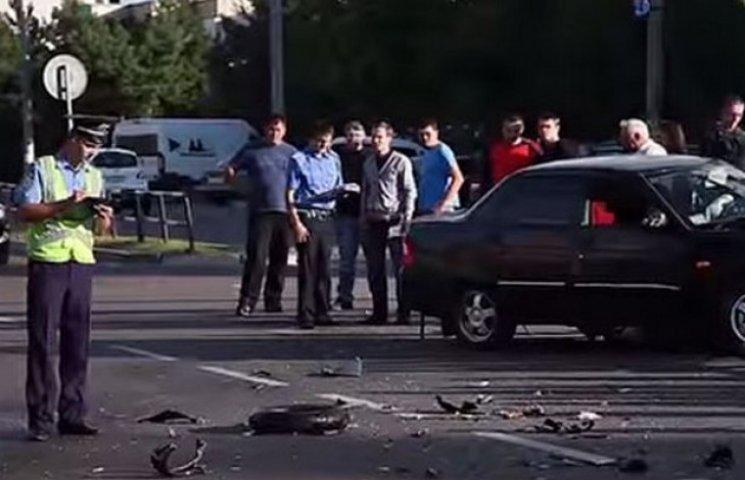У Комсомольську в ДТП загинуло двоє людей