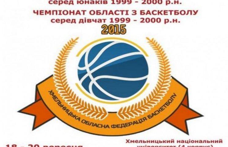 Найближчими вихідними в Хмельницькому відбудуться баскетбольні матчі