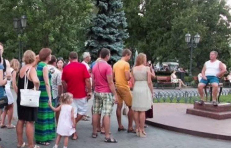 В Одесі склали жартівливу пісню про цьогорічну навалу туристів