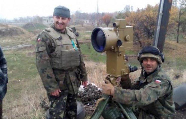 Загін вінницьких льотчиків-добровольців сепаратисти прийняли за польський спецназ