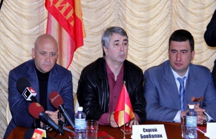 Порошенка просять відкрити кримінальну справу проти мера Одеси Генадія Труханова