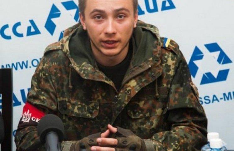 """Головний """"правосєк"""" Одеси вважає, що Саакашвілі його посадив, щоб підвищити собі рейтинг"""