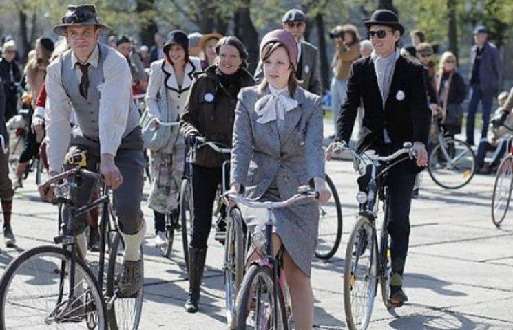 У Полтаві проведуть Велопарад в стилі 1960-х
