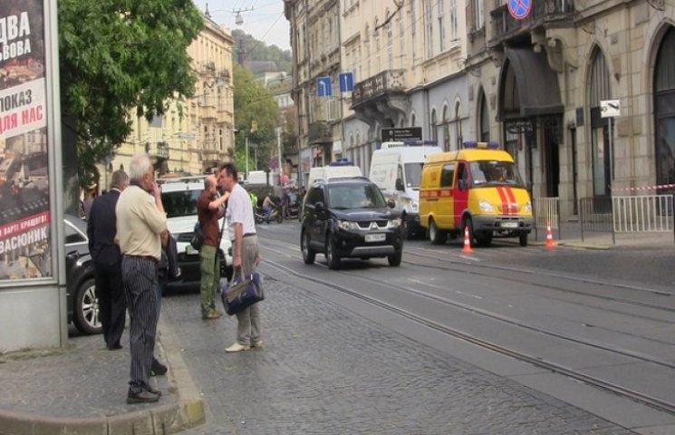 Апеляційний суд Львівської області замінували