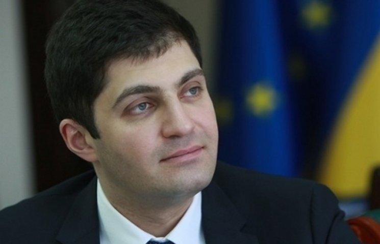 Сьогодні Саакашвілі представлятиме Одещині нового прокурора області