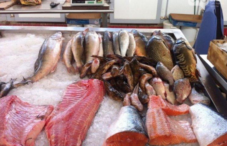 На одеських ринках торгують червонокнижною рибою