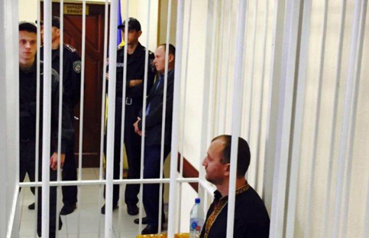 """Суд перенес рассмотрение апелляции """"свободовца"""" Сиротюка на неопределенный срок"""