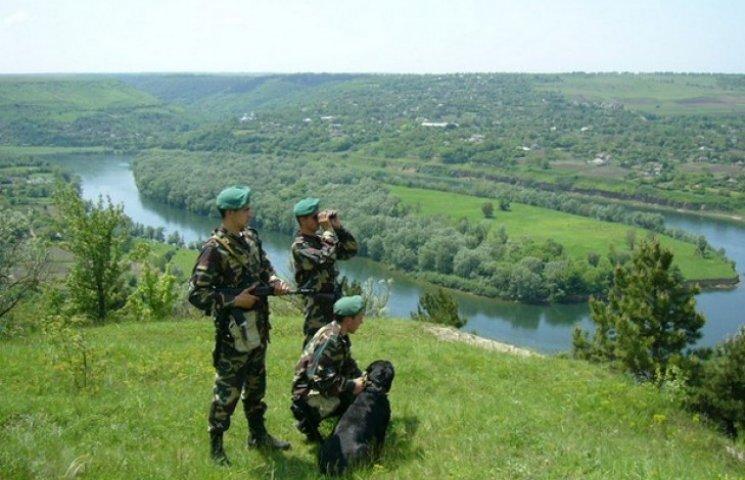 На Одещині прикордонники двічі відзначилися перехопленням контрабанди
