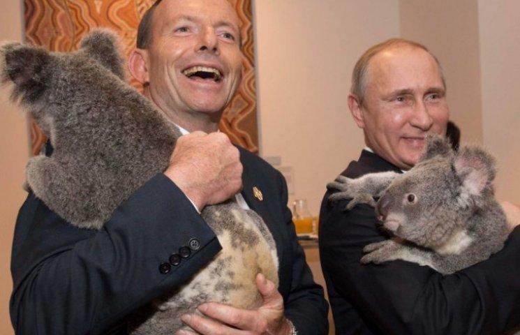 Порошенко запросив працювати в Україні австралійського ворога Путіна