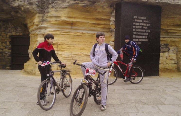 В одеських катакомбах проведуть змагання з дитячого велораллі