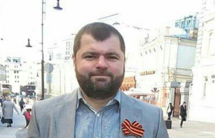 Сепаратистські ЗМІ видали тамаду-сепаратиста за депутата міськради Одеси