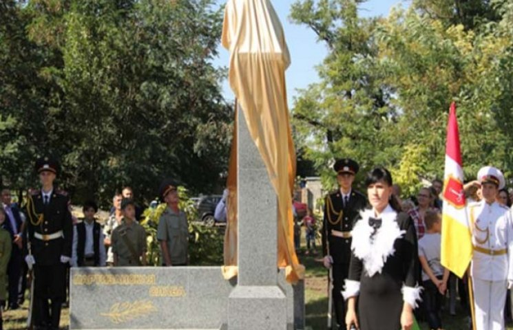 "В Одесі встановлено нову скульптуру ""Партизанська слава"""
