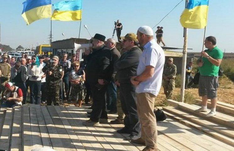 Ігор Луценко: Ми блокуватимемо Крим, доки Росія не звільнить політв