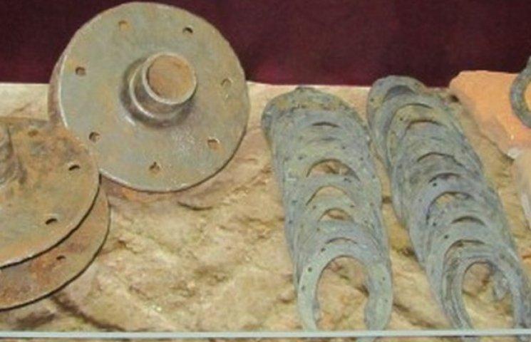 У Вінницькому краєзнавчому музеї презентували артефакти